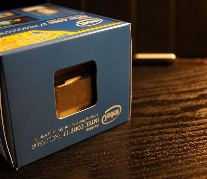 Intel Core i7 4770Kパッケージ2