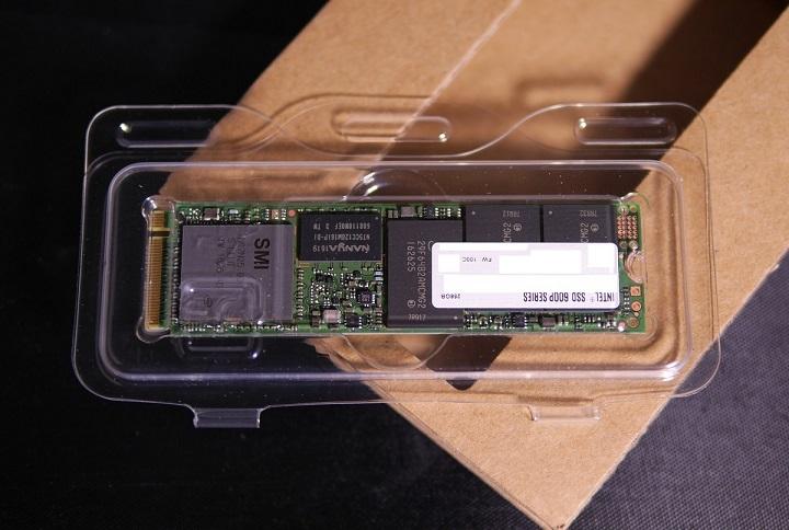 Intel ssd600p表