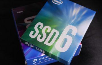 Intel ssd600p