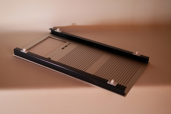 Abee AS Enclosure S6 フロントパネル