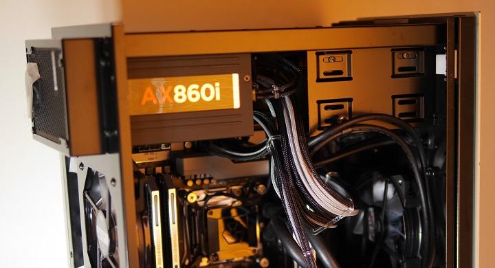 Abee AS Enclosure S6電源取り付け部分2