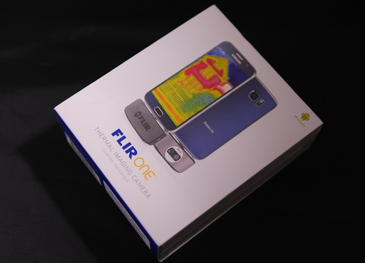 FLIR ONE  Thermal Imager for Android