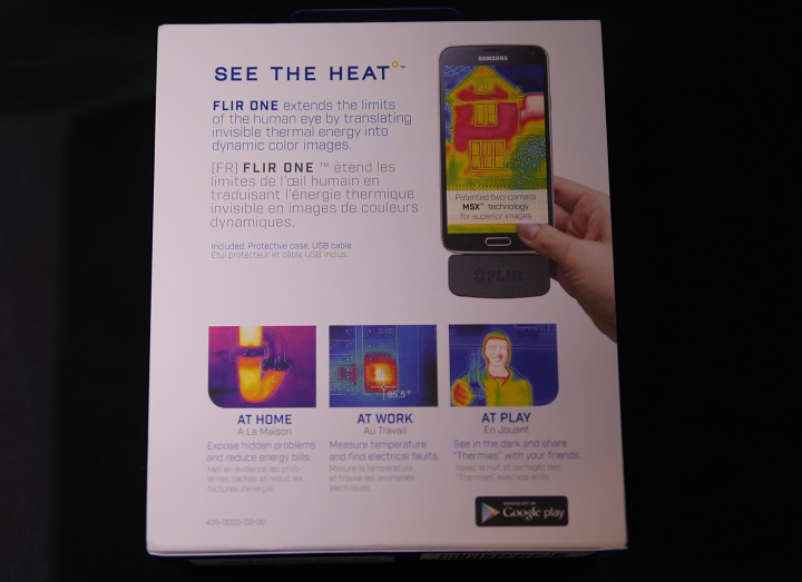 FLIR ONE  Thermal Imager for Android 2