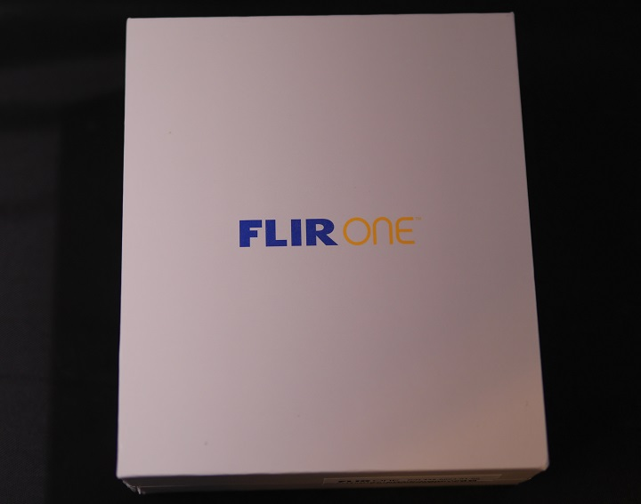 FLIR ONE  Thermal Imager for Android開封1