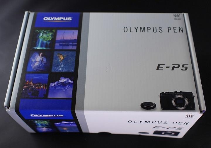 OLYMPUS PEN E-P5箱