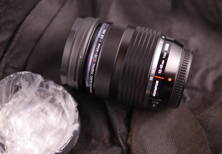 M.ZUIKO DIGITAL ED 12-40mm F2.8 PROその1