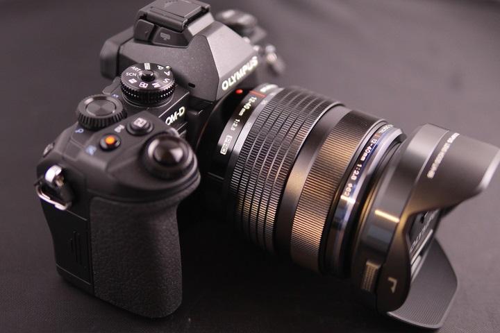 OLYMPUS OM-D E-M1 12-40mm F2.8 レンズキットその1