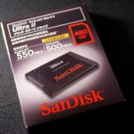 SANDISK SSD UltraII