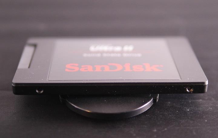 SANDISK SSD UltraIIその3