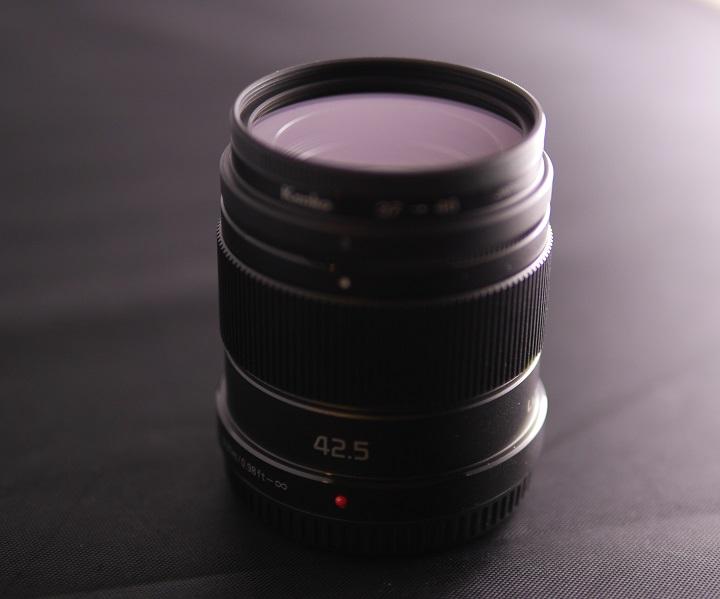 LUMIX G 42.5mm/F1.7をパナライカ25mm/F1.4で撮ってみる1