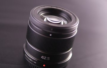 LUMIX G 42.5mm/F1.7 ASPH./POWER O.I.S.H-HS043K
