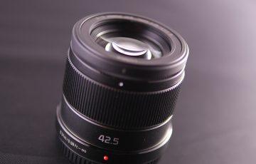 LUMIX G 42.5mm/F1.7 ASPH./POWER O.I.S.H-HS043K