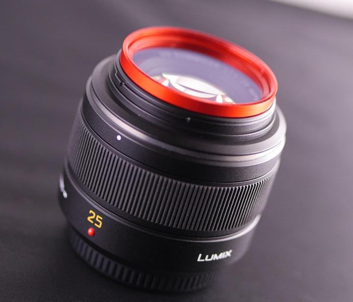 パナライカ25mm/F1.4をLUMIX G 42.5mm/F1.7で撮ってみる1