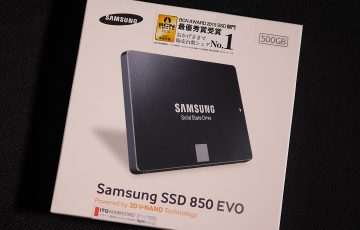 SAMSUNG 850 EVO MZ-75E500B/IT