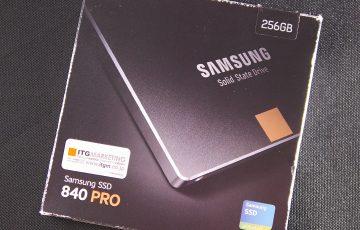 SAMSUNG 840 PRO MZ-7PD256B/IT