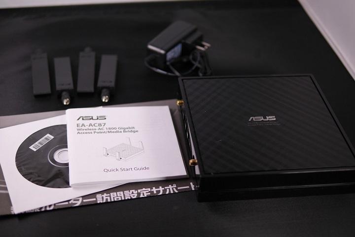 ASUS EA-AC87開封1