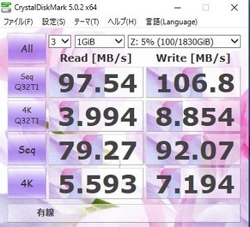 有線LAN接続