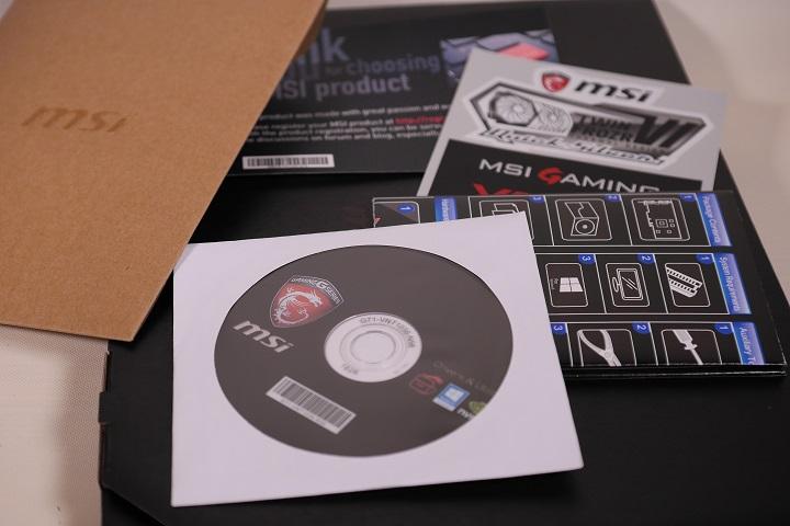 MSI GTX 1070 QuickSilver8G OC開封2