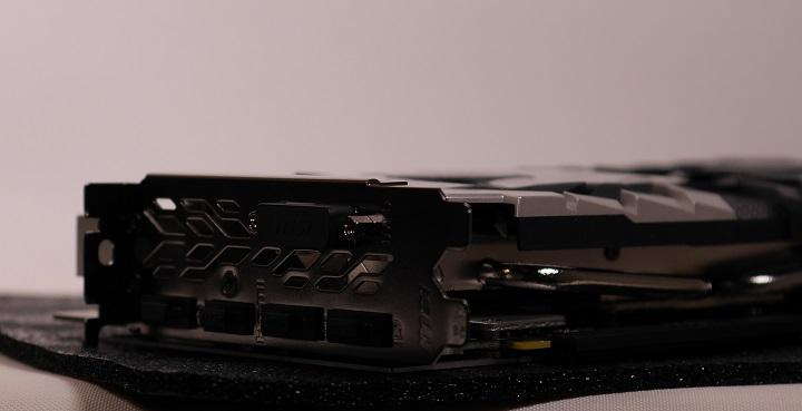 MSI GTX 1070 QuickSilver8G OCその2