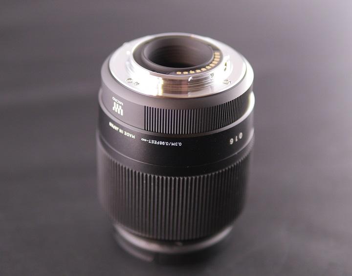 SIGMA 30mm F1.4 DC DN本体6