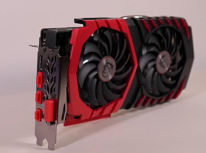 MSI Radeon RX 480 GAMING X 8Gその4