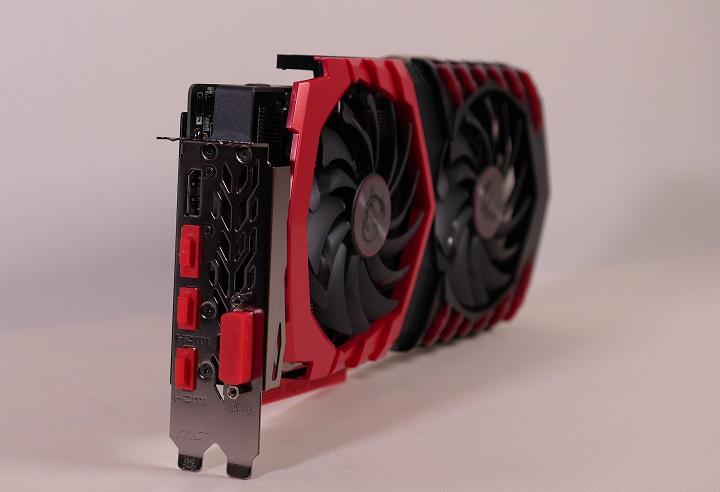 MSI Radeon RX 480 GAMING X 8Gその5