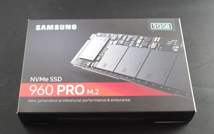 SAMSUNG 960 PRO M.2 MZ-V6P512B/IT箱3