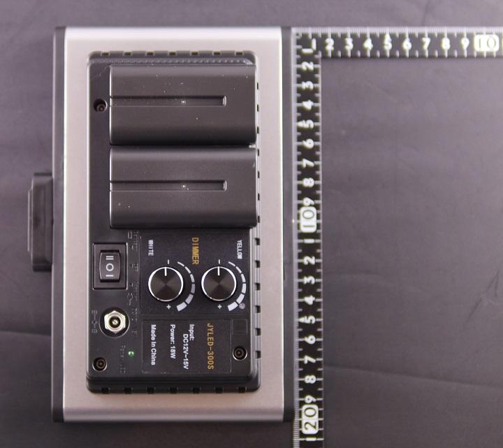 Neewer LEDライト CRI95+サイズ1