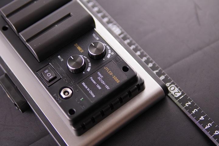 Neewer LEDライト CRI95+サイズ2