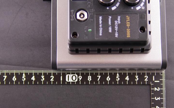 Neewer LEDライト CRI95+サイズ3