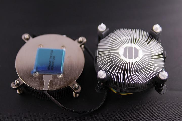 Thermaltake Engine 27とIntel CPUクーラー比較4