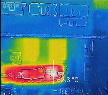 SAMSUNG 950PRO温度2