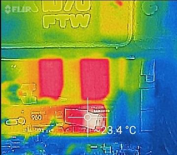 SAMSUNG 960PRO温度1