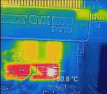 SAMSUNG 960PRO温度3