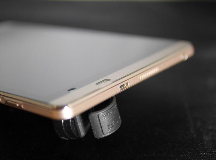 Huawei MediaPad M2 8.0 Wi-Fiモデル上部