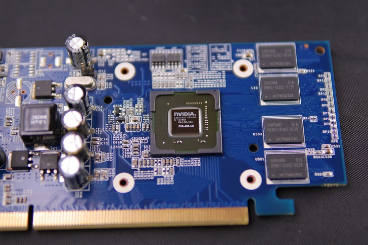 GeForce8400GS本体5