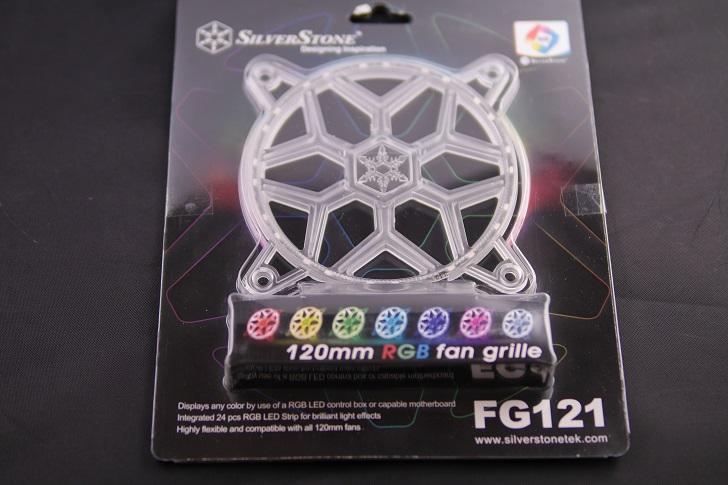 SilverStone FG121