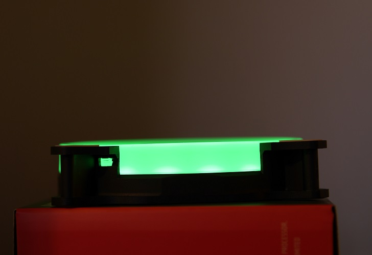 AMZtronics 12cm RGBカラー ファンを光らせる3