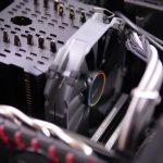AMD Ryzen7 1700Xを使ってパソコンを組む
