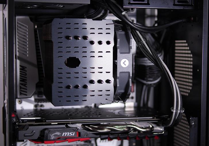 AMD Ryzen7 1700Xを使ってパソコンを組む1