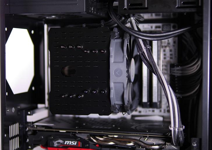 AMD Ryzen7 1700Xを使ってパソコンを組む2