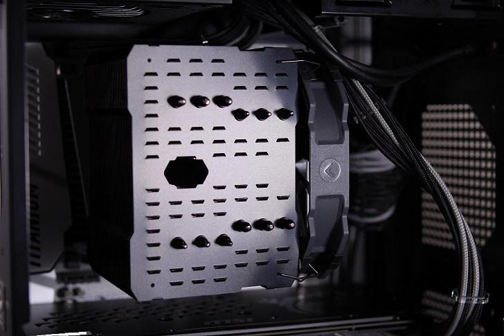AMD Ryzen7 1700Xを使ってパソコンを組む3
