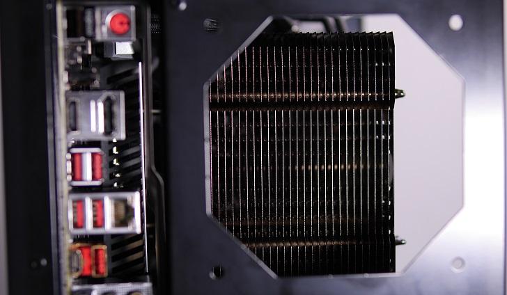 AMD Ryzen7 1700Xを使ったパソコン完成