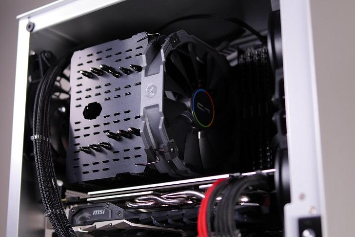 Intel Core i7 6800Kを使ったパソコン,その2