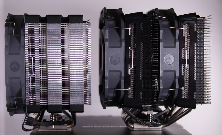 CRYORIG R1 ULTIMATEとCRYORIG H5 ULTIMATEの比較、その1