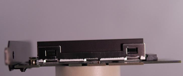 玄人志向M.2-PCIeにAwesome AWD-MCS01を取り付け、その4