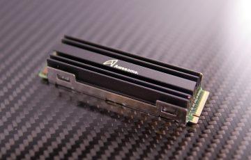 Awesome AWD-MCS01B M.2 2280 SSD NGFF HeatSink