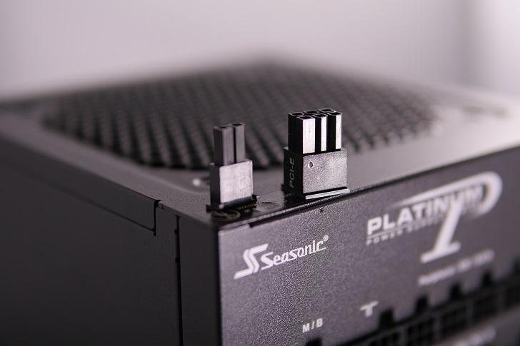Seasonic SS-660XP2のコネクター、その2