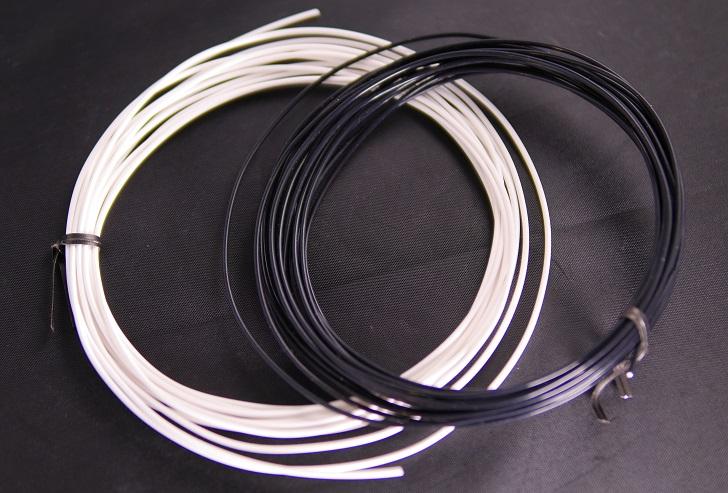 電線、テフロン線、その1