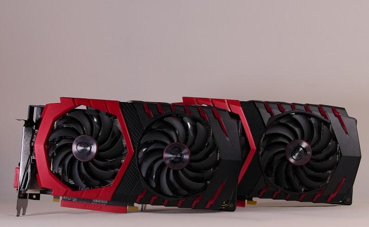 MSI Radeon RX 480 GAMING X 4GとMSI Radeon RX 480 GAMING X 8Gを並べて、その2